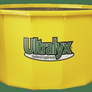 Ultralyx supplement tub, yellow