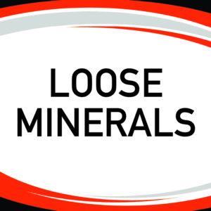 Loose Minerals